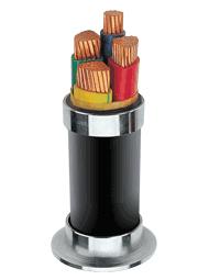 高压电缆型号:交联聚乙烯绝缘电力电缆